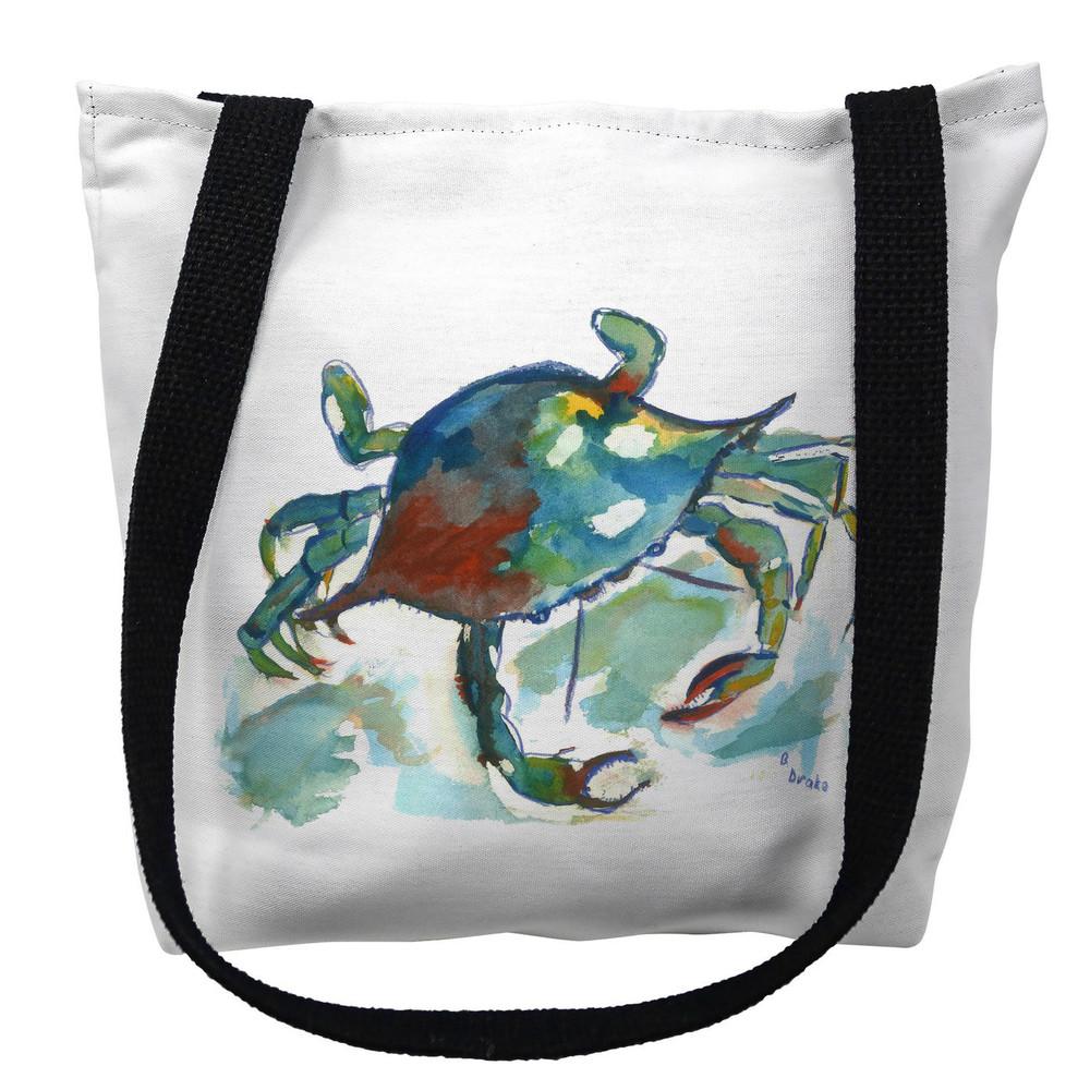 Betsy's Crab Tote Bag | Betsy Drake | TY105M