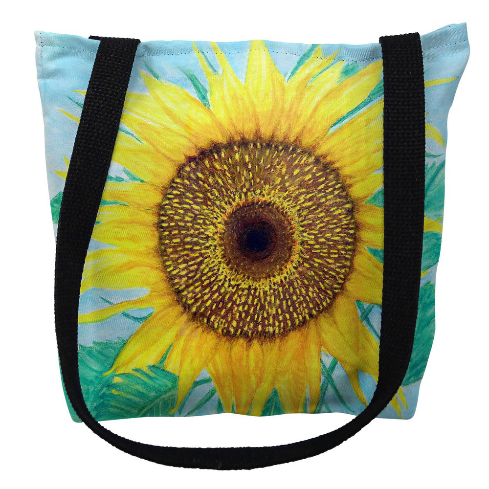 Sunflower Tote Bag | Betsy Drake | TY1003M