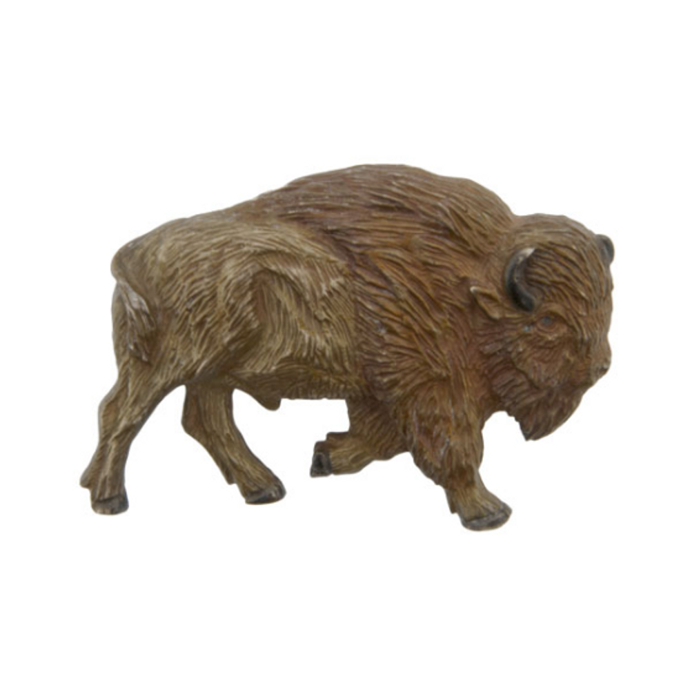 Buffalo Sculptural Pin | Cavin Richie Jewelry | KB-165-PIN