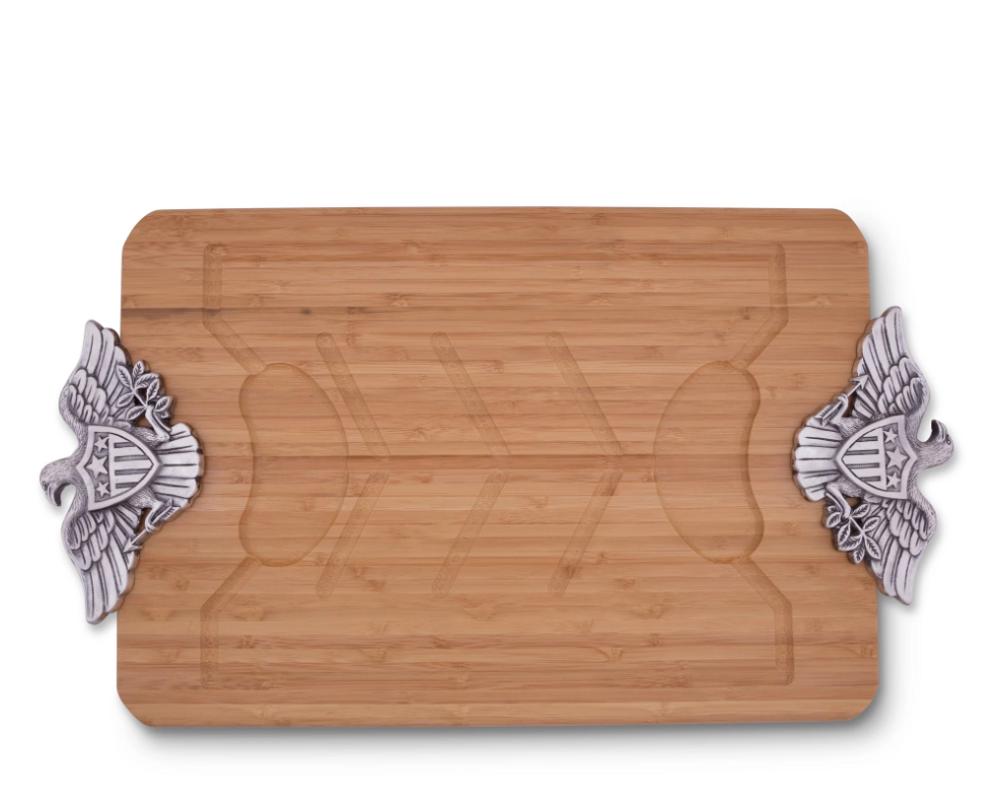 American Eagle Cutting Board   Arthur Court Designs   252A12