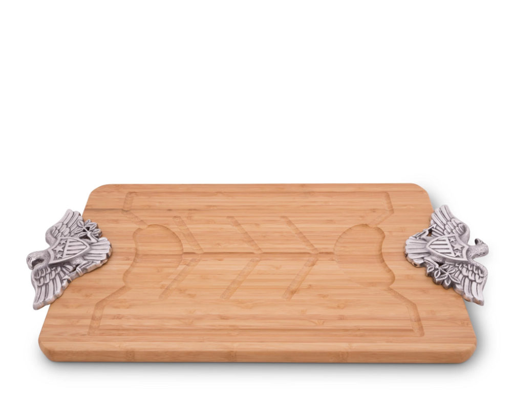American Eagle Cutting Board | Arthur Court Designs | 252A12