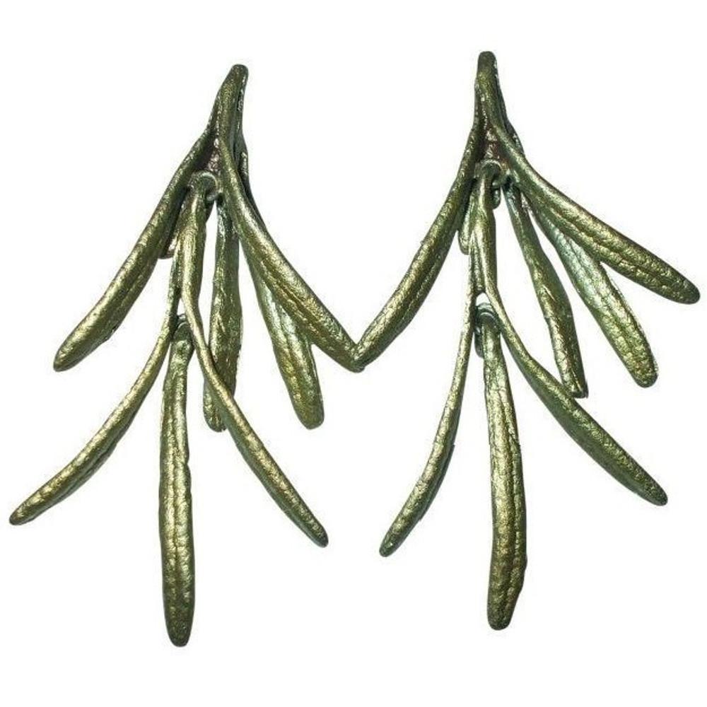 Rosemary Short Dangle Earrings | Michael Michaud Jewelry | SS4416bz