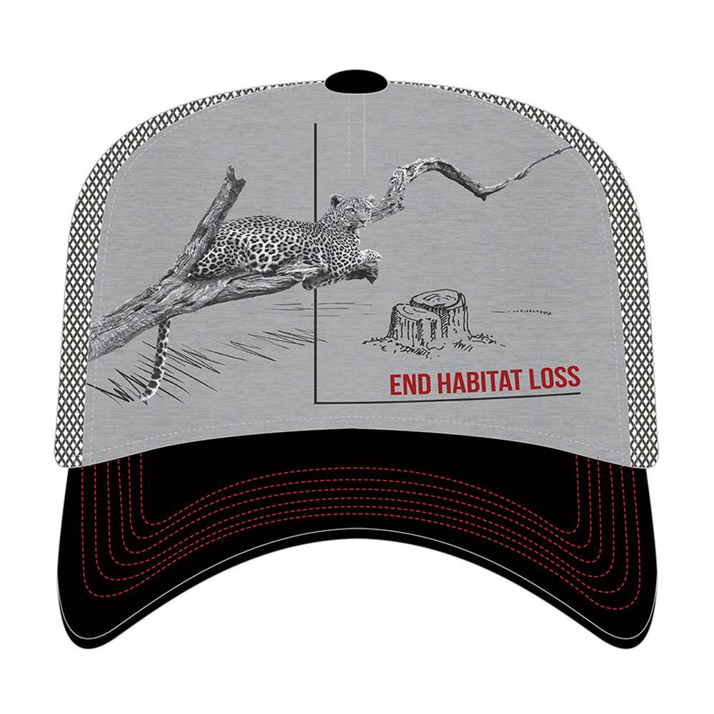 Jaguar Habitat Trucker Hat | The Mountain | 765577 | Jaguar Hat