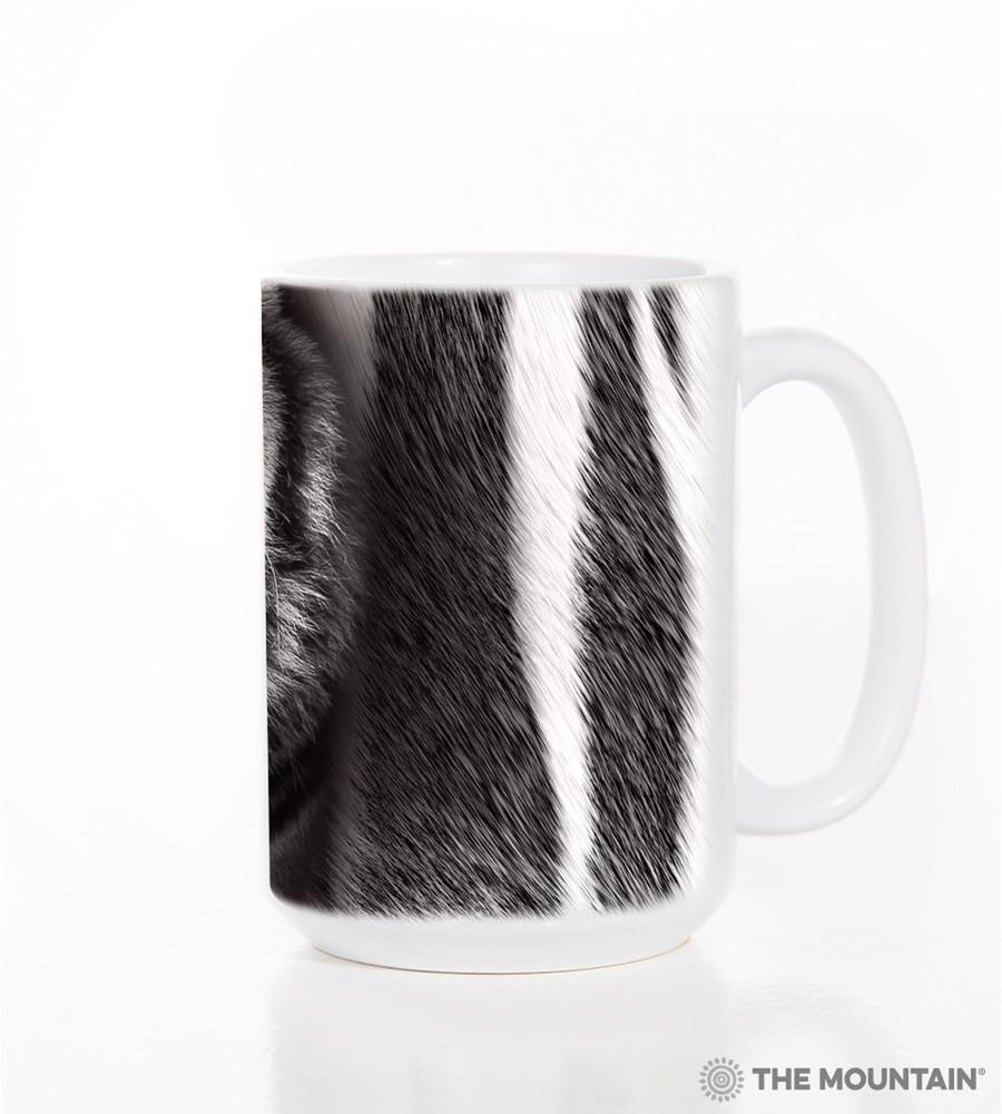 Save Our Species Tiger 15oz Ceramic Mug | The Mountain | 575978 | Tiger Mug