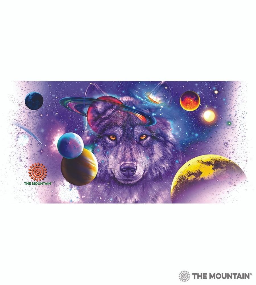 Wolf of the Cosmos 15oz Ceramic Mug | The Mountain | 574308 | Wolf Mug