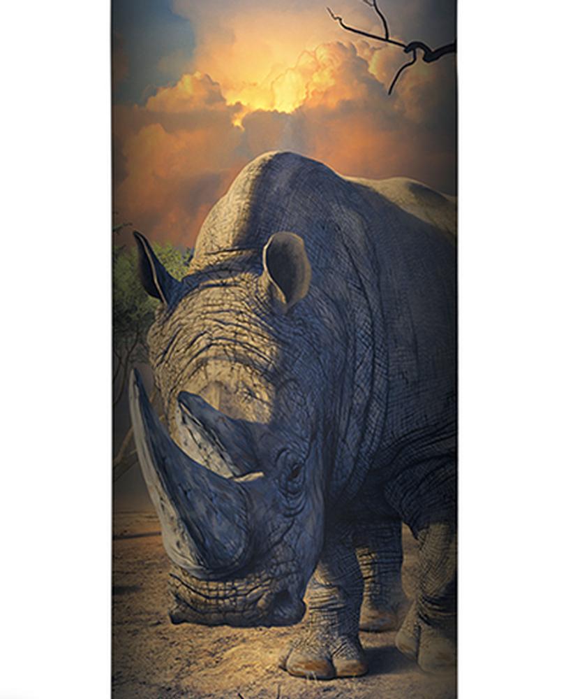 Rhino Standoff Stainless Steel 17oz Travel Mug | The Mountain | 5964441 | Rhino Travel Mug