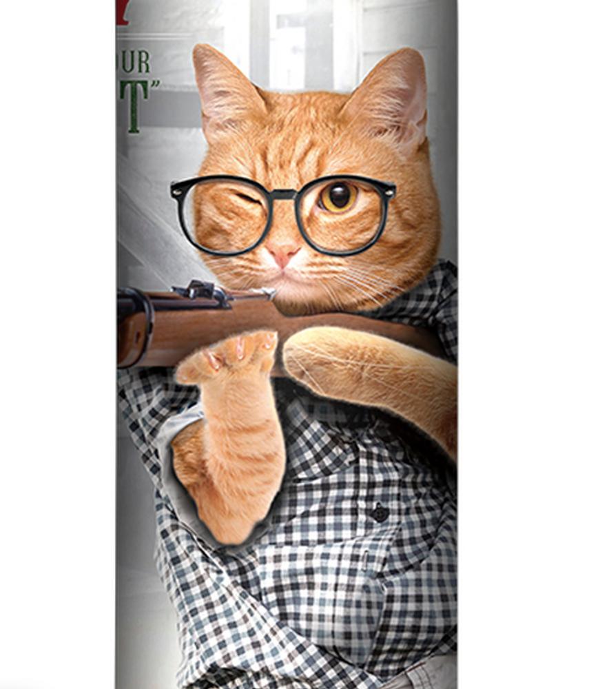 A Cat-mas Story Stainless Steel 17oz Travel Mug   The Mountain   5963981   Cat Travel Mug