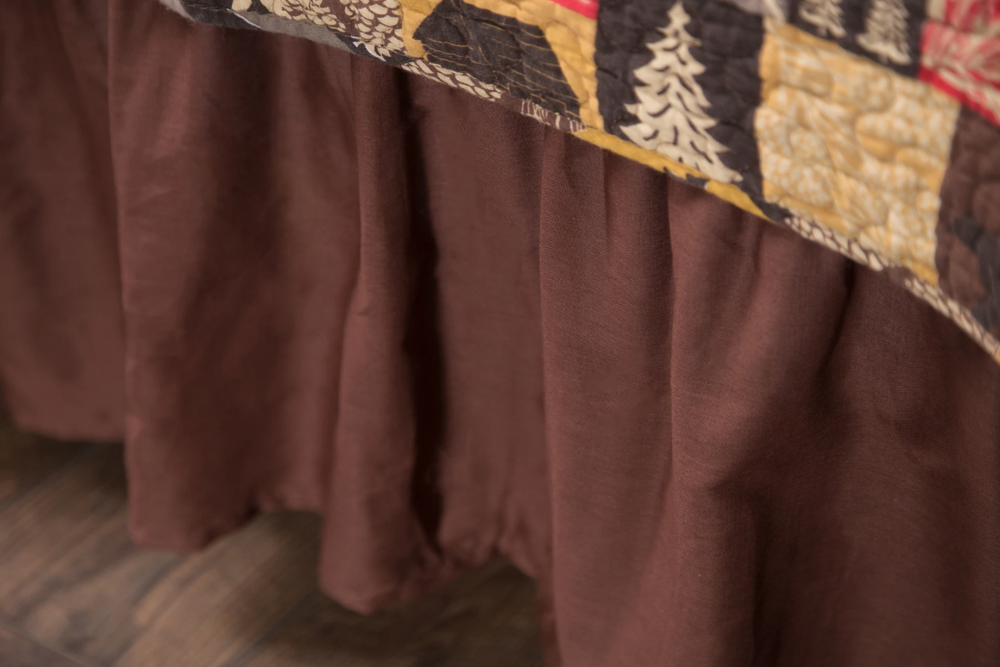 Cabin in the WoodsKing Quilt Bedding Set | Carstens | JQ324