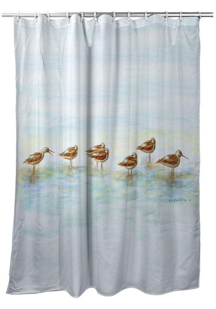 Avocets Shower Curtain | BDSH024