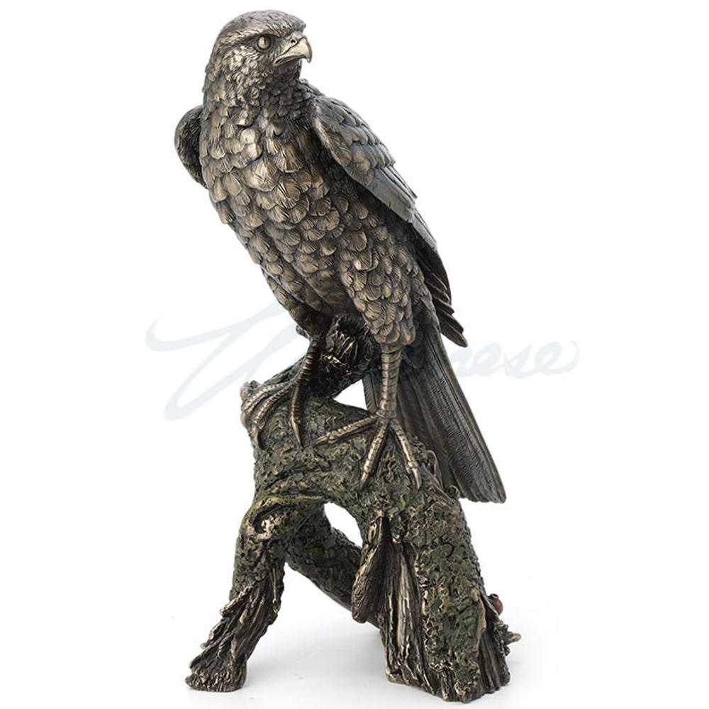 Sparrow Hawk Sculpture | Unicorn Studios