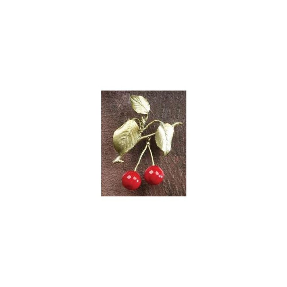 Cherry Pin | Michael Michaud Jewelry | SS5626bzrj -2