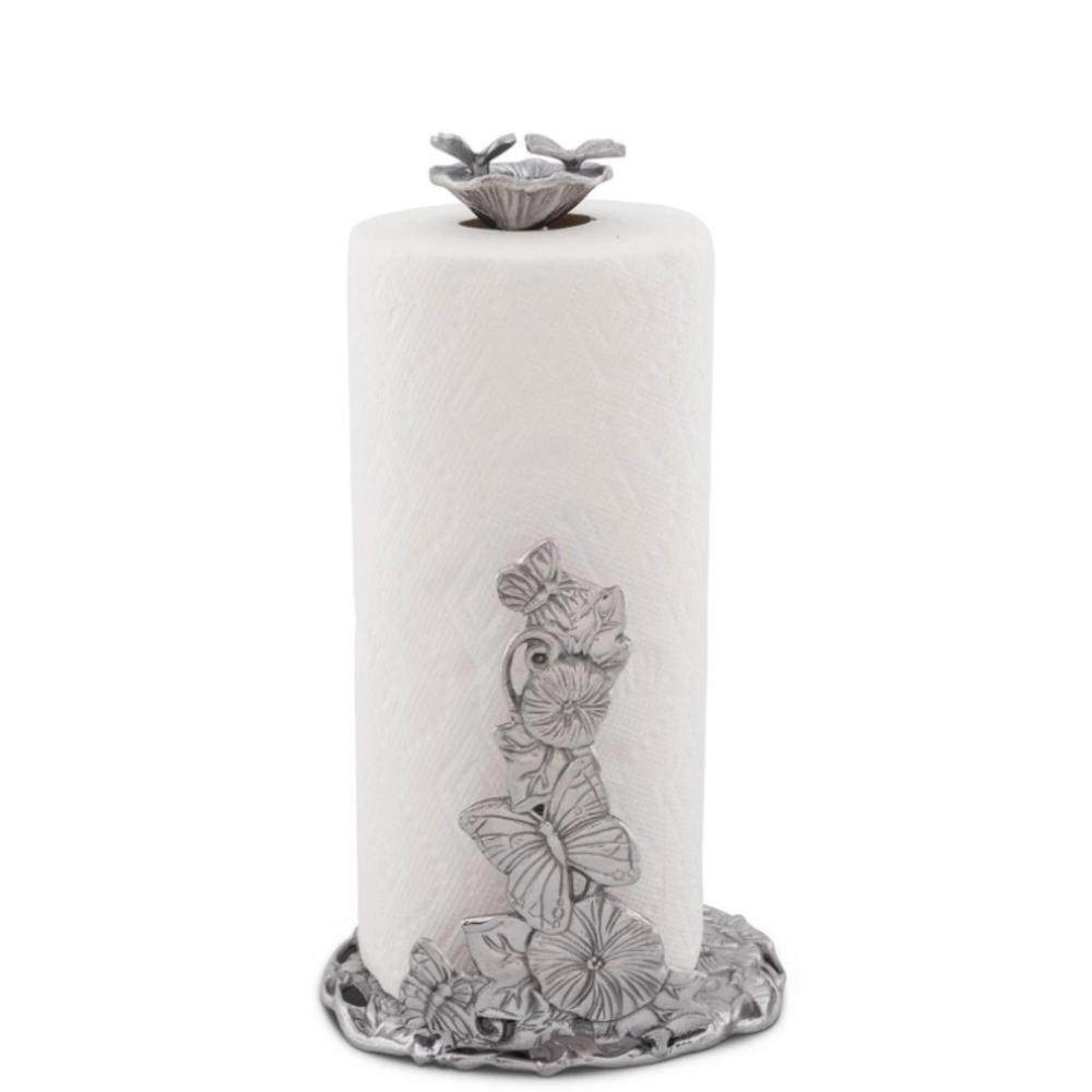 Butterfly Paper Towel Holder | Arthur Court Designs | 550122