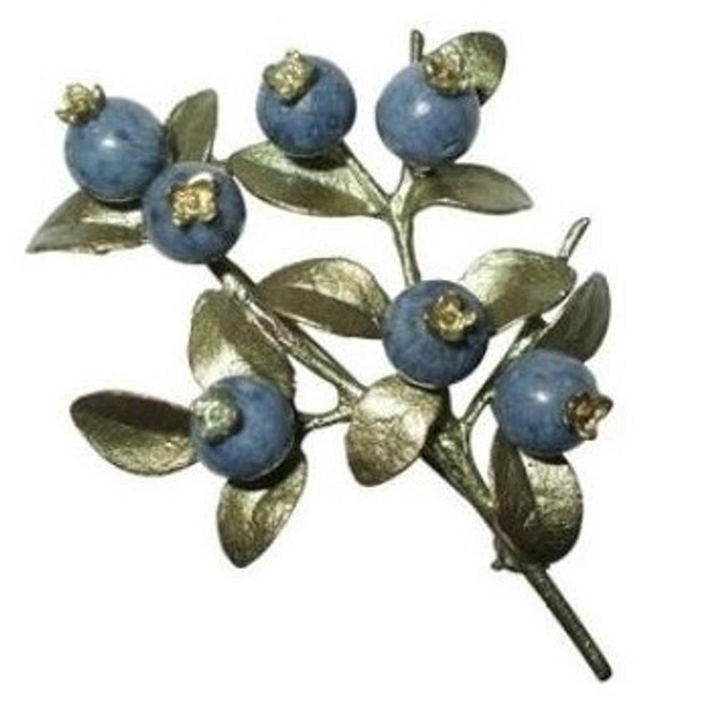 Blueberry Pin | Michael Michaud Jewelry | SS5666BZBC -2