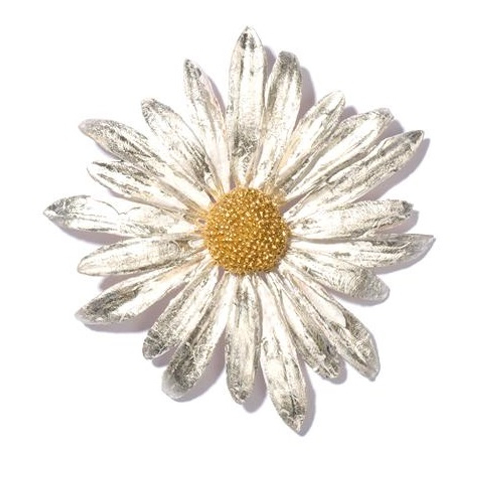 Daisy Pin | Michael Michaud Jewelry | SS5715bz