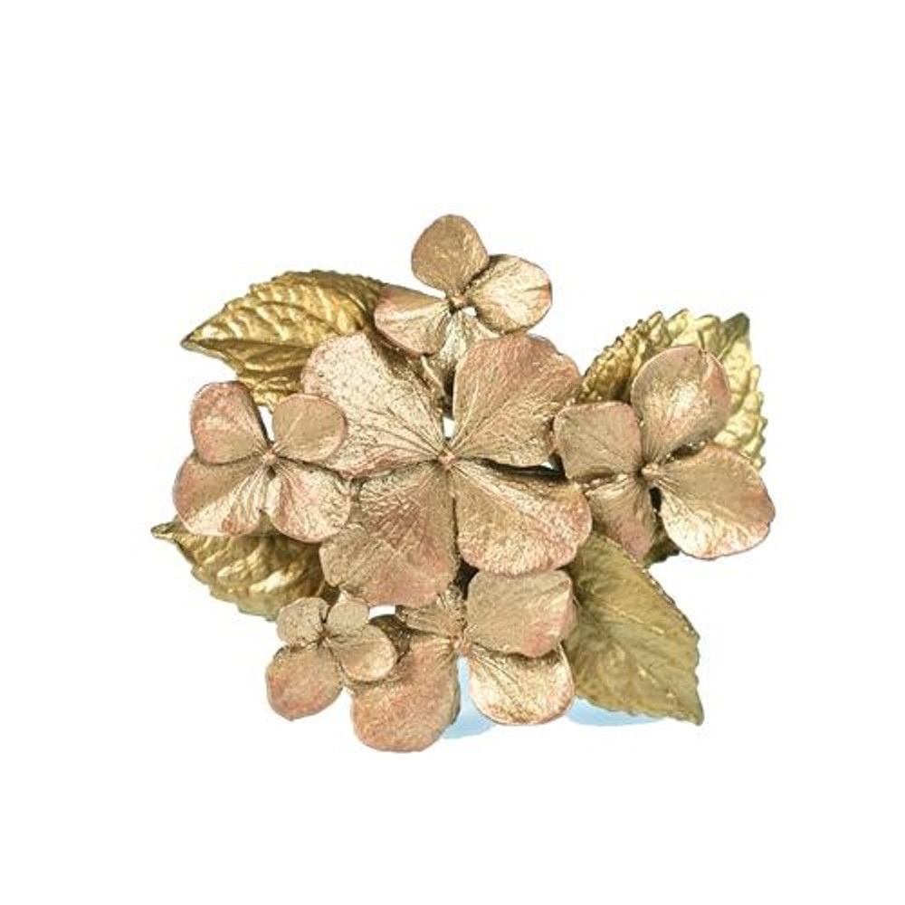 Hydrangea Pin | Michael Michaud Jewelry | SS5795BZ