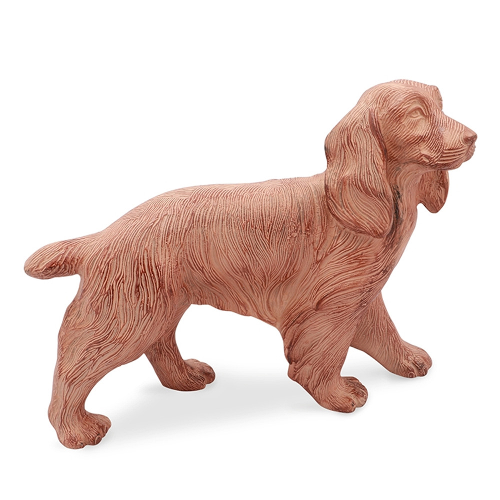 Retriever Puppy Sculpture Outdoor Garden Statue | SPI Home | 21019