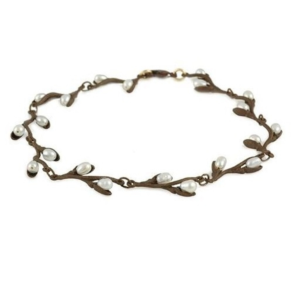 Pussy Willow Bracelet | Michael Michaud Jewelry | SS7023bzwp