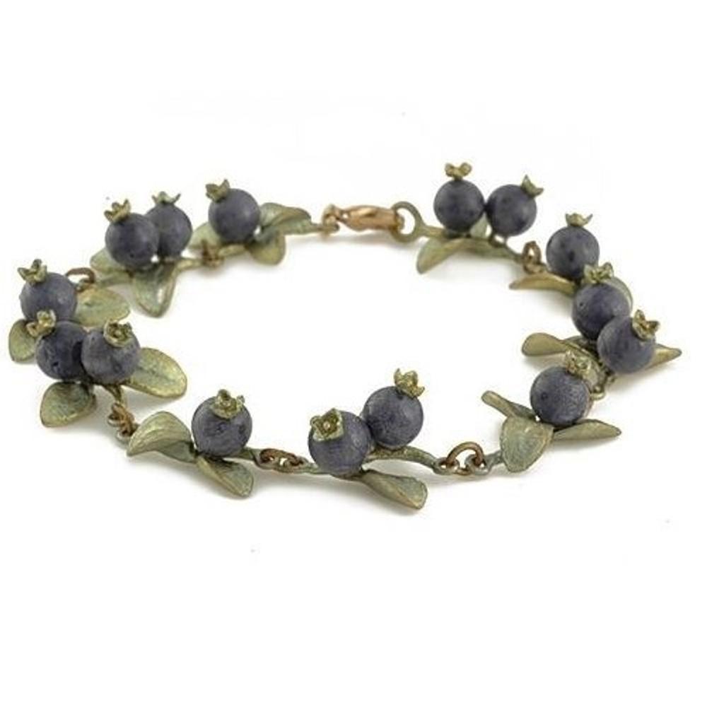 Blueberry Bracelet | Michael Michaud Jewelry | SS7126BZBC