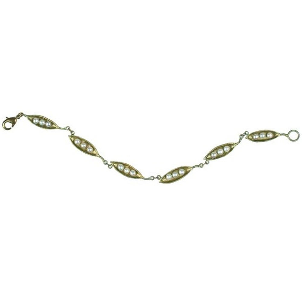 Peapod Flexible Bracelet | Michael Michaud Jewelry | SS7175bzwp