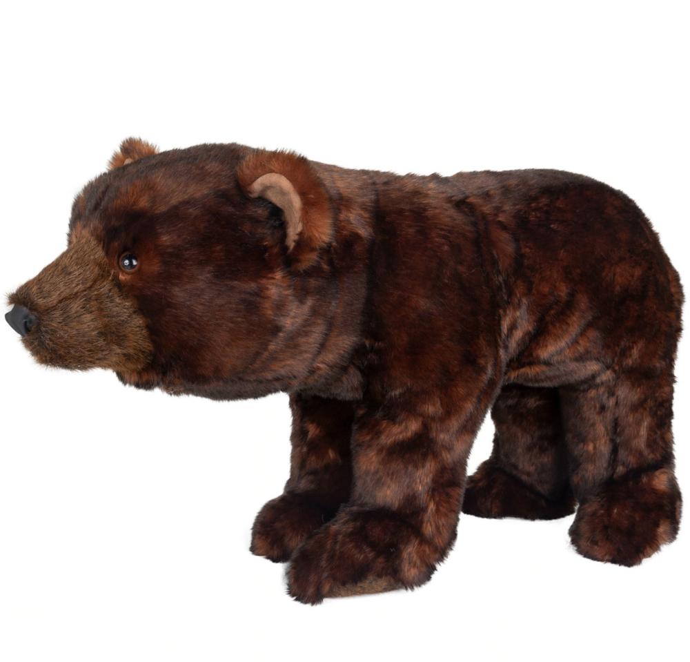Cinnamon Bear Footrest | Ditz Designs | DIT60051
