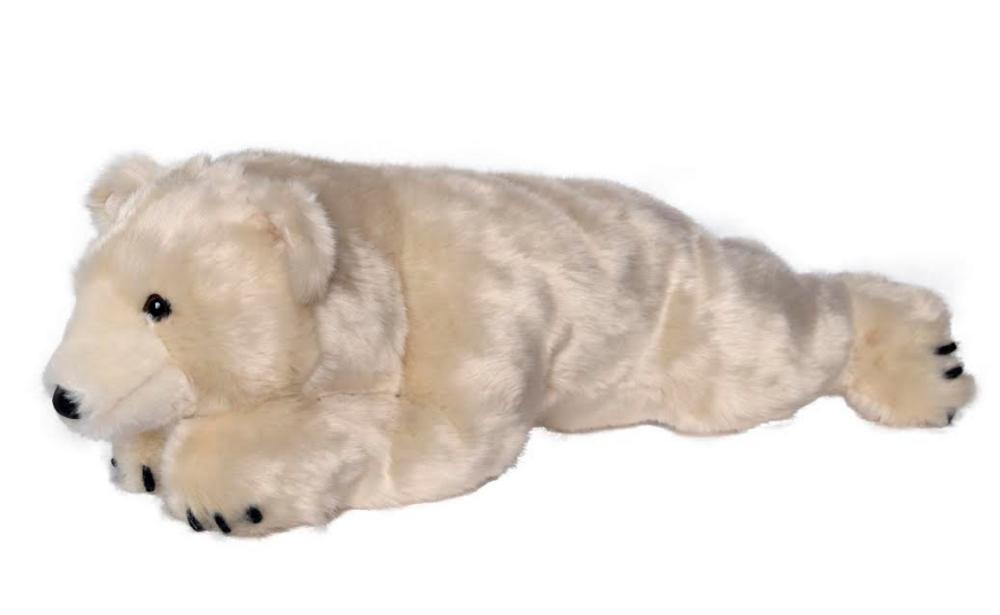 Plush Polar Bear | Ditz Designs | DITPolar1