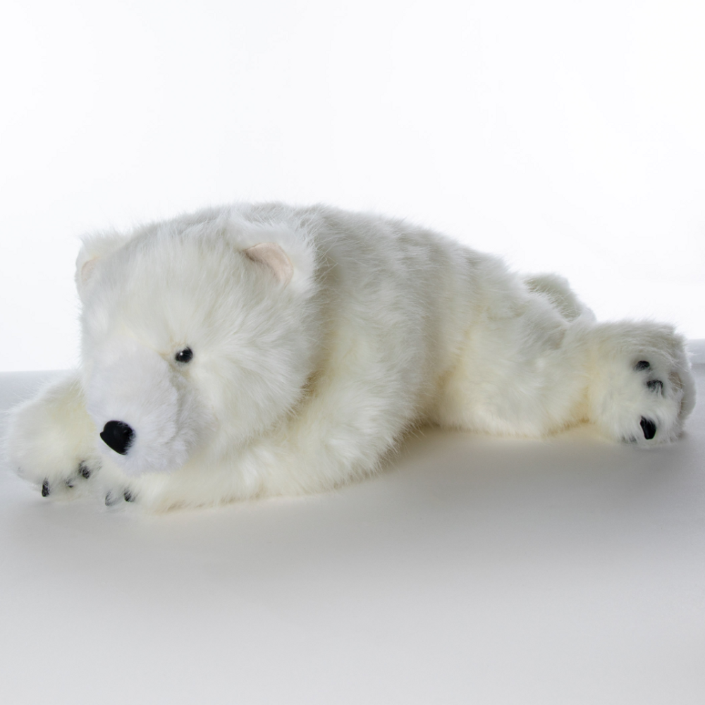 "26"" Plush Polar Bear | Ditz | DIAT40471"