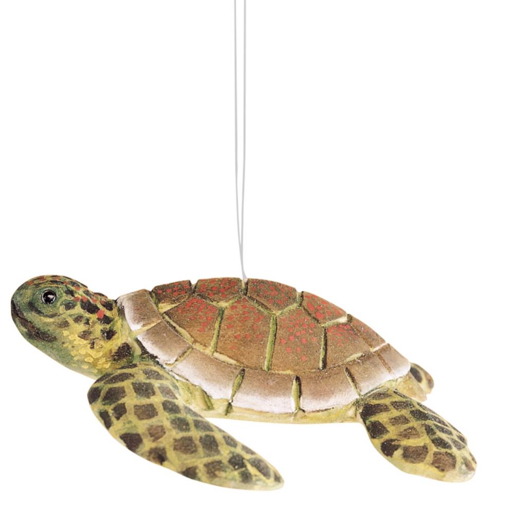 Sea Turtle Ornament | Gallerie II Designs | ORN60577