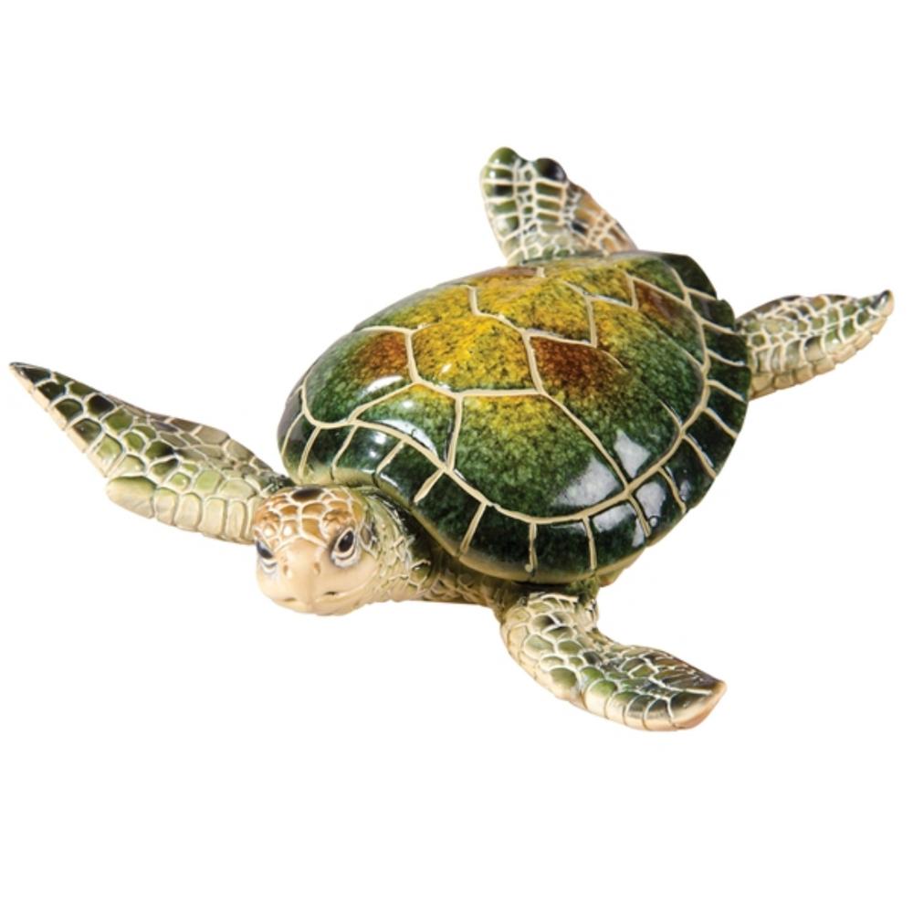 Sea Turtle Figure Medium | Gallerie II Designs | FGH69982