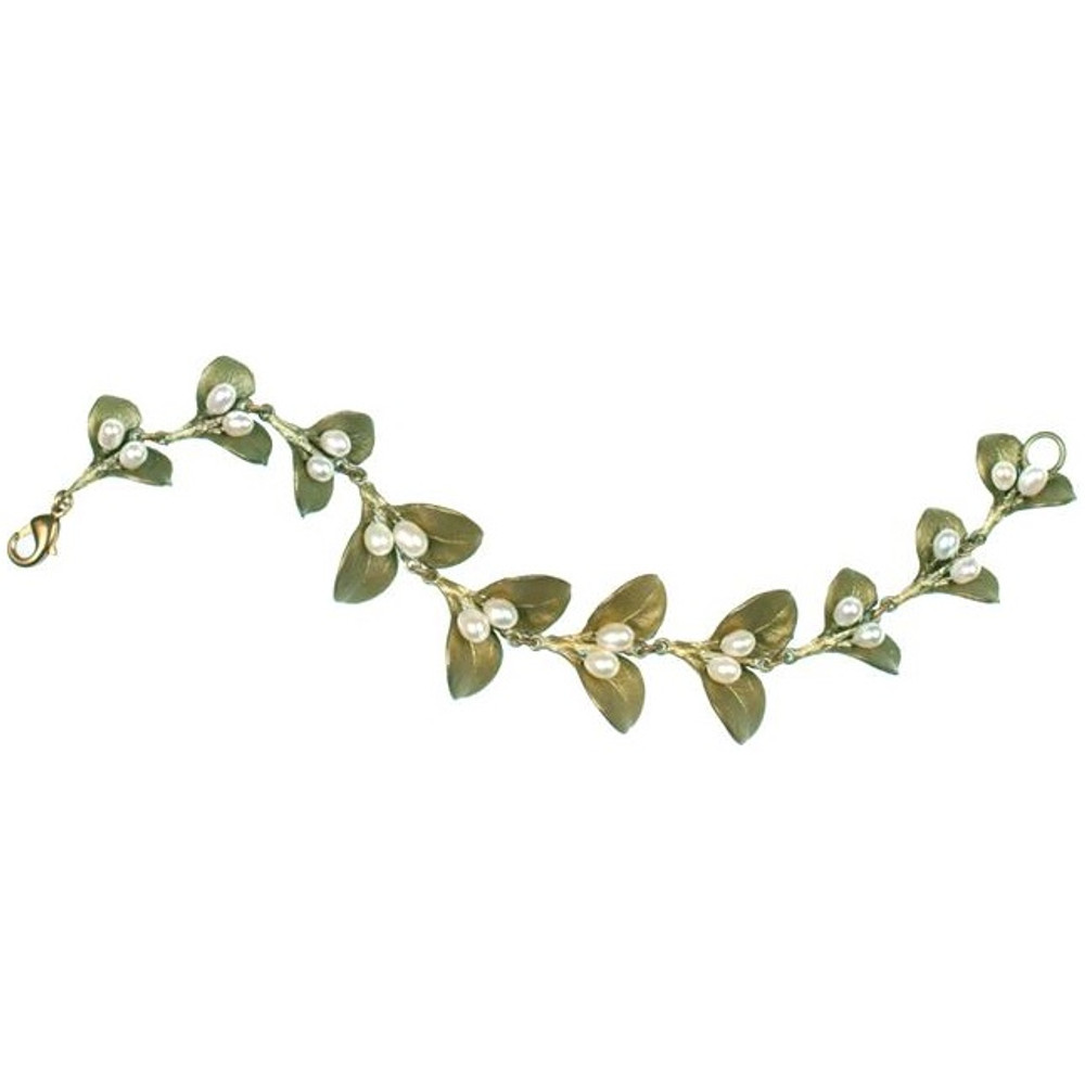 Boxwood Bracelet | Michael Michaud Jewelry | SS7196BZWP