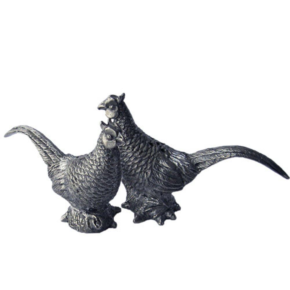 Pheasant Salt Pepper Shakers | Menagerie | M-PWSP08-088