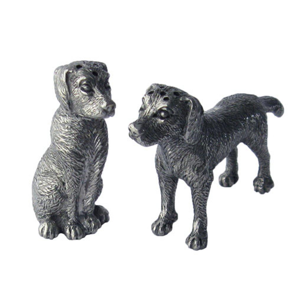 Labrador Salt Pepper Shakers | Menagerie | M-PWSP05-066