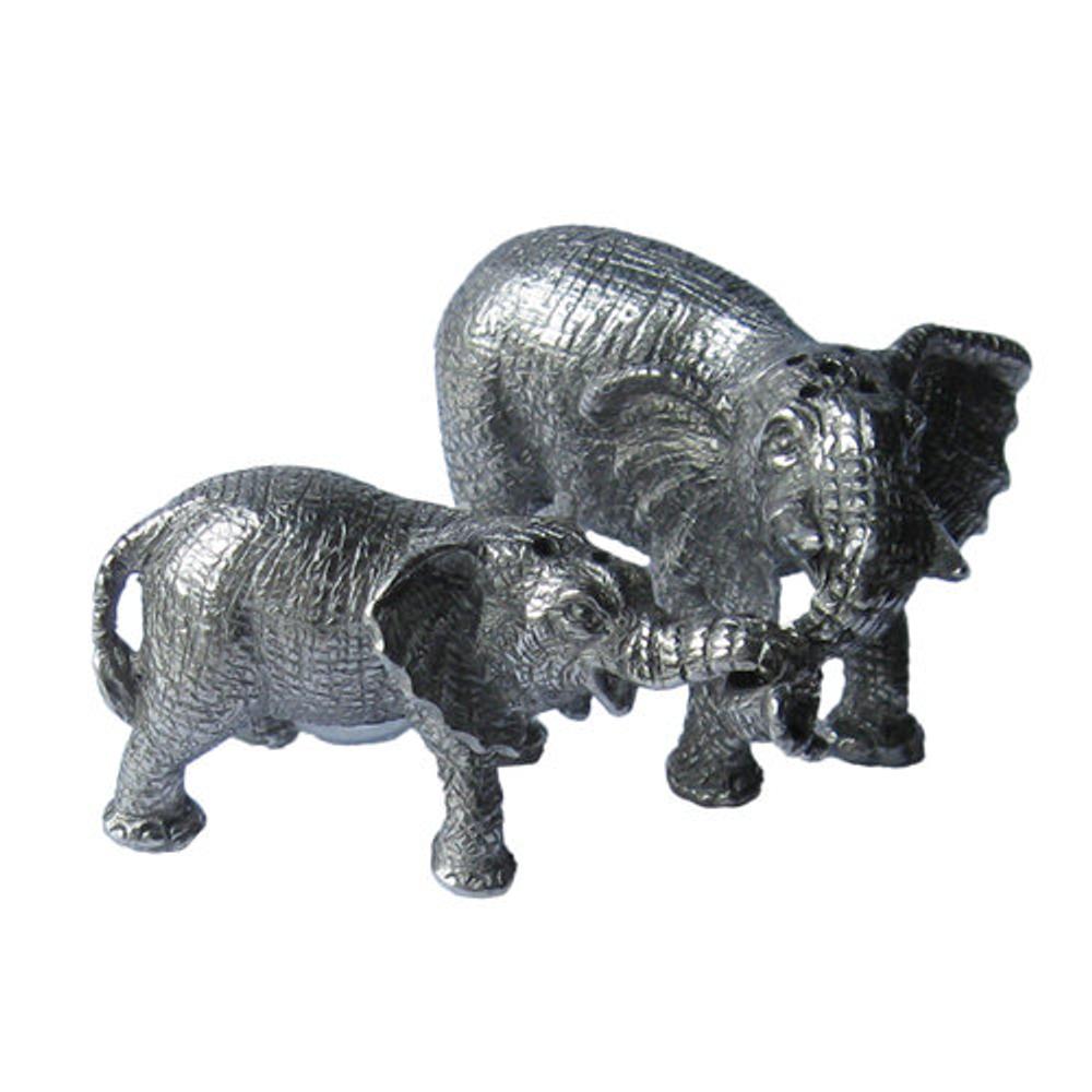 Elephant Salt Pepper Shakers | Menagerie | M-PWSP03-058