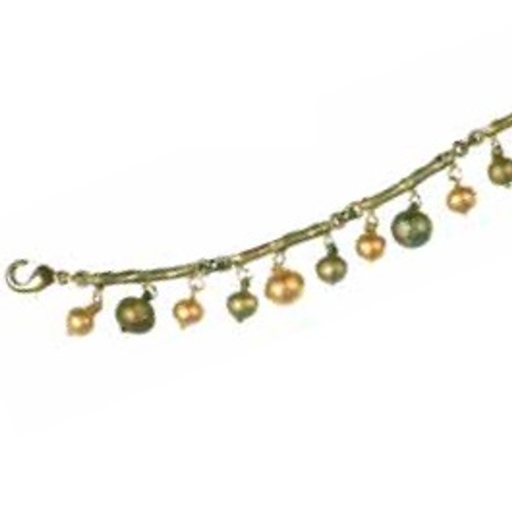 String of Beads Mixed Bead Bracelet | Michael Michaud Jewelry | SS7217bz -2