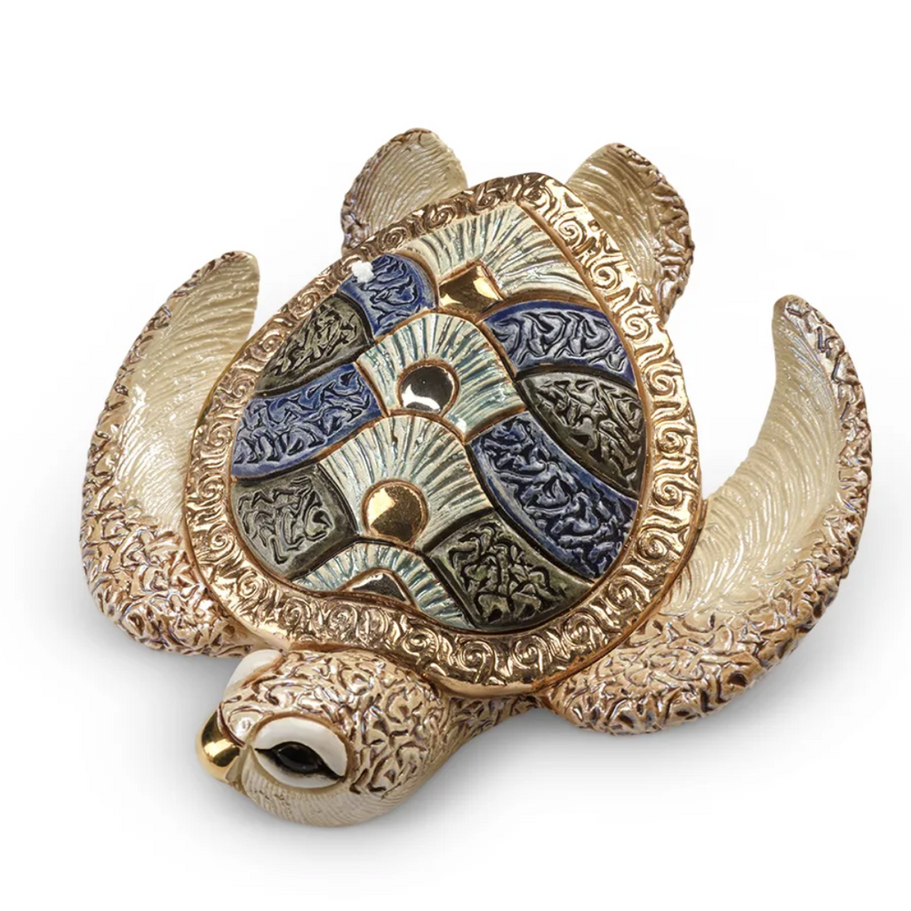 Turtle Ceramic Figurine | De Rosa | Rinconada | F231