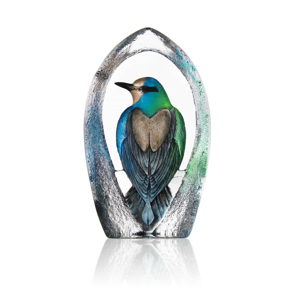 Colorina Limited Edition Crystal Sculpture   34310   Mats Jonasson Maleras
