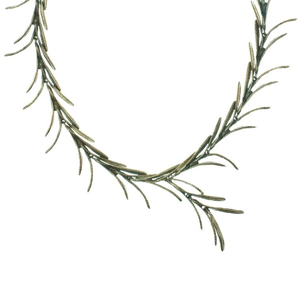 Rosemary Adjustable Necklace | Michael Michaud Jewelry | SS8325BZ -2