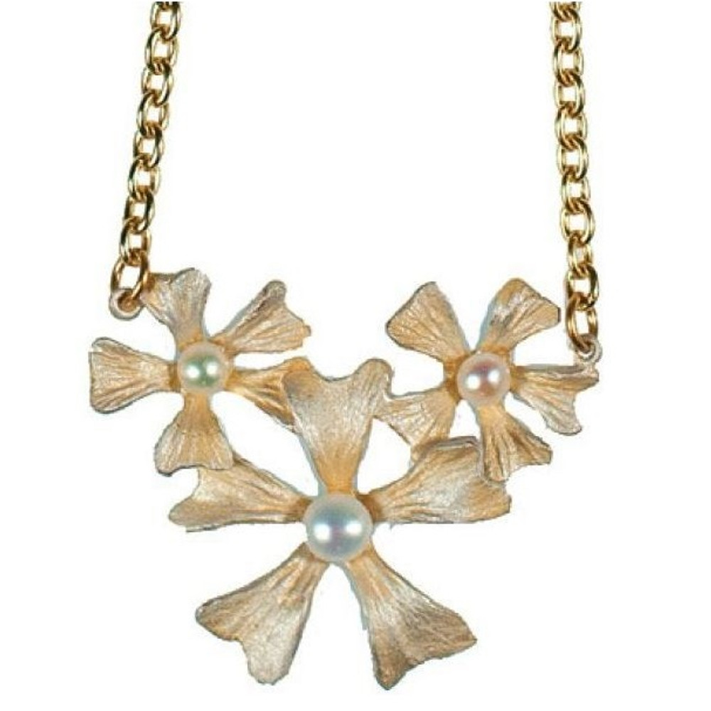 Mallow Pendant Necklace | Michael Michaud Jewelry | SS8803BZWP