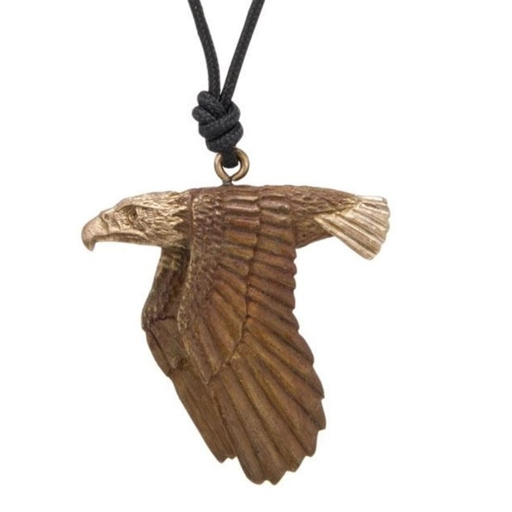 Eagle Flying Pendant Necklace | Cavin Richie Jewelry | KB-296-PEND