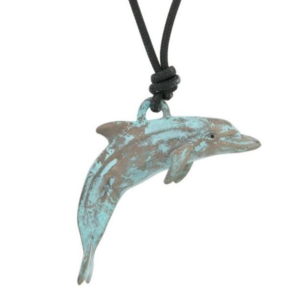 Dolphin Pendant Necklace | Cavin Richie Jewelry | DMOKB-94-PEND