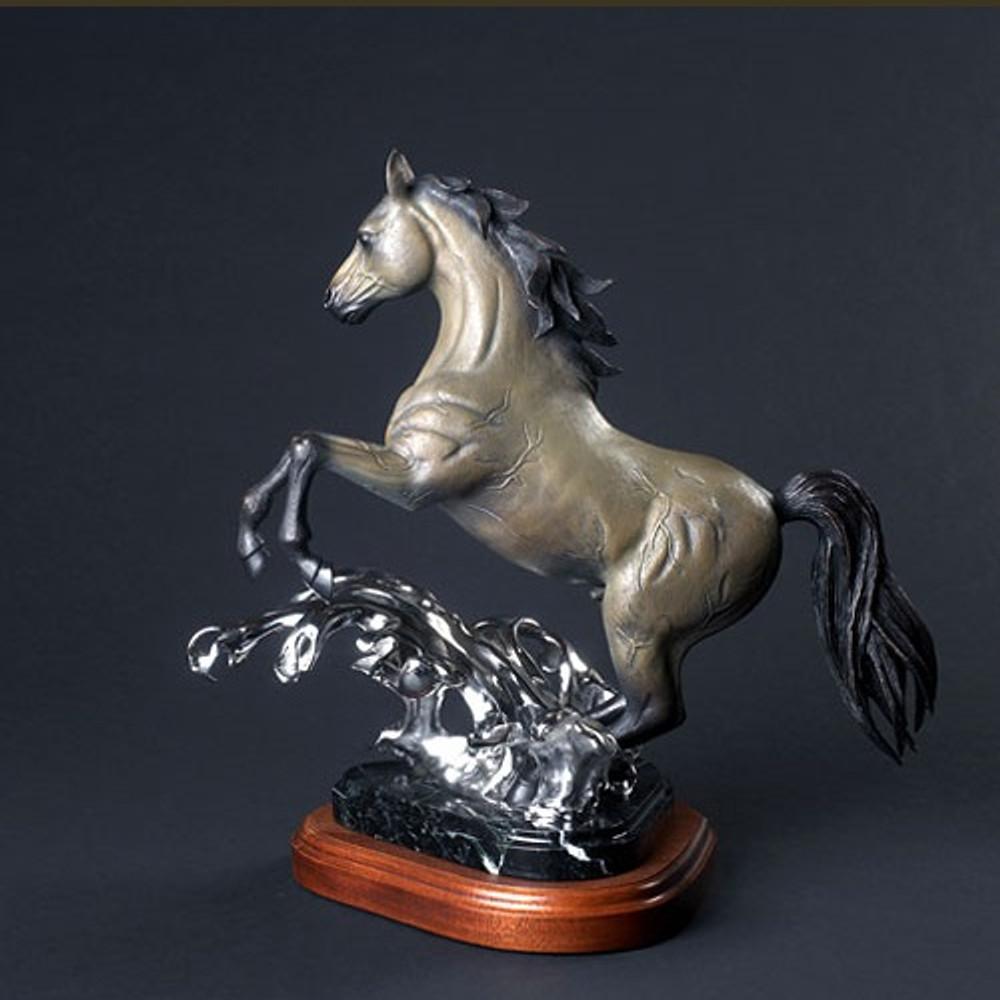 "Horse Bronze ""Spirit of the Wind | Barry Stein | BBSSPI1-SW -2"