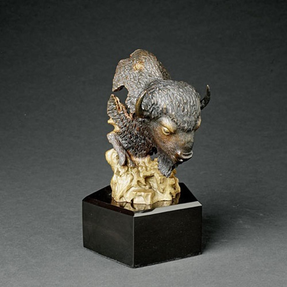 "Buffalo Bronze ""Thunderhead Pentagon"" | Barry Stein | BBSTHU-TP"