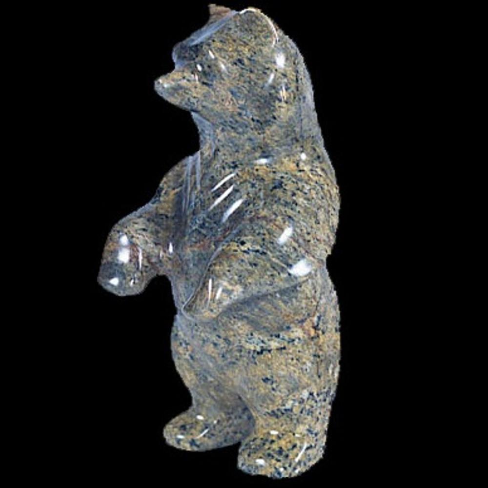 Bear Standing Stone Sculpture | Douglas Creek | DC1400 -2