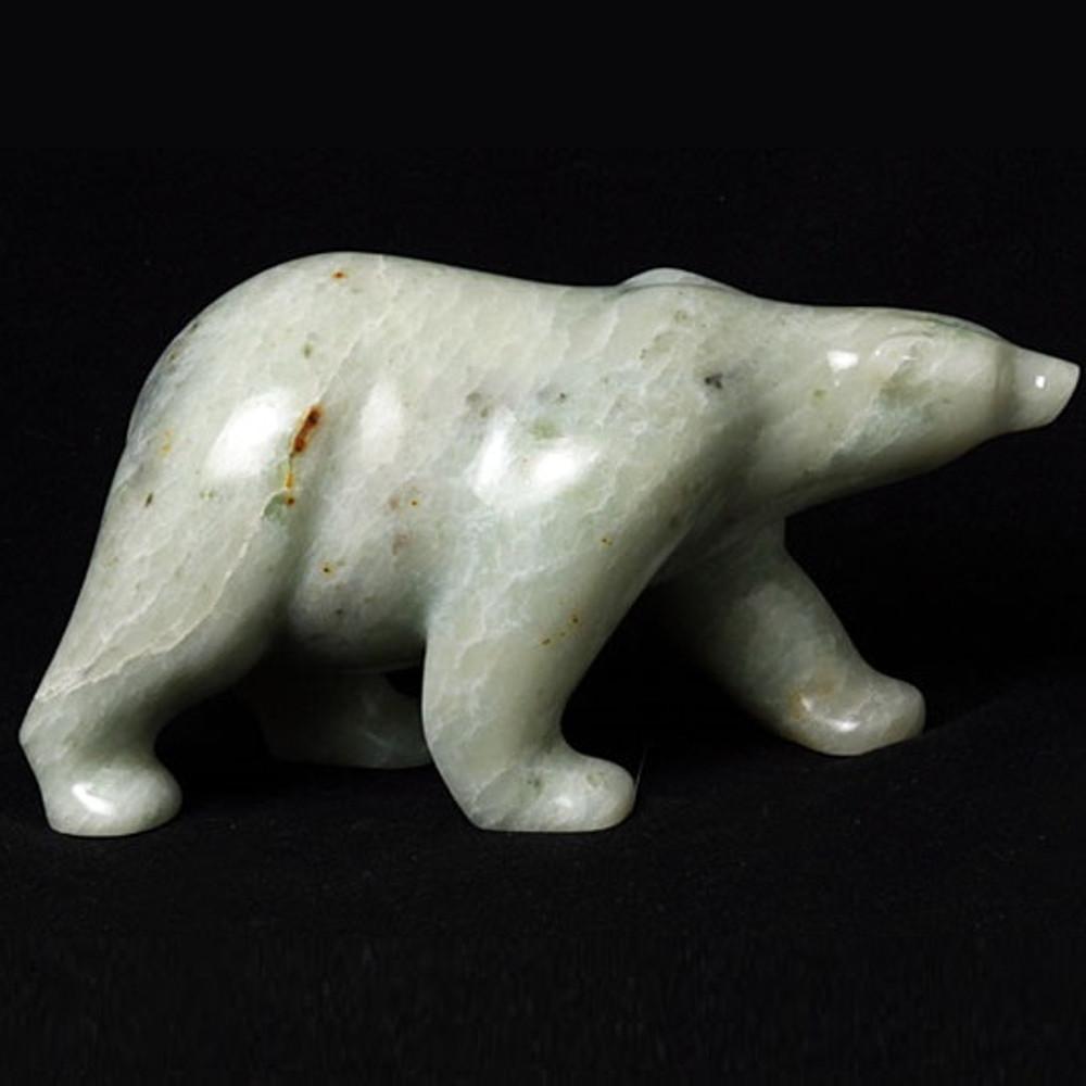 Polar Bear Stone Sculpture | Douglas Creek | 1500