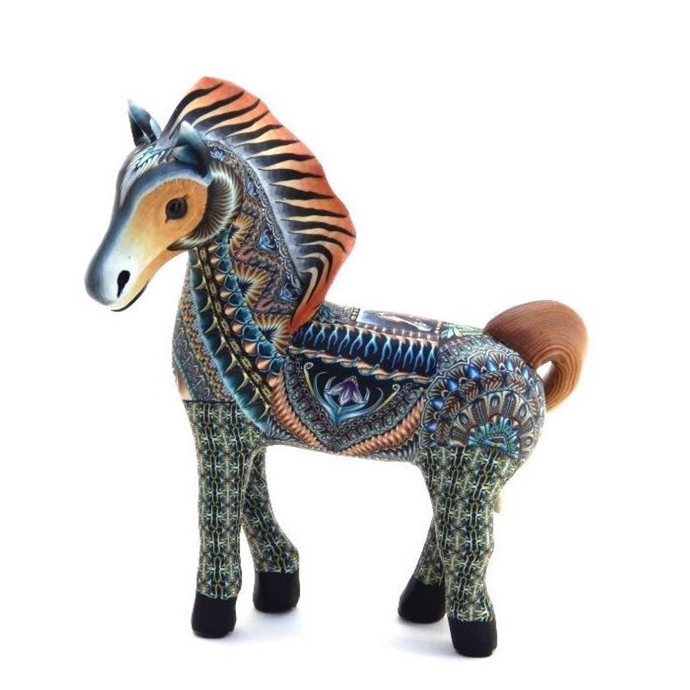 Horse Mama Figurine | FimoCreations | FCfmh -2