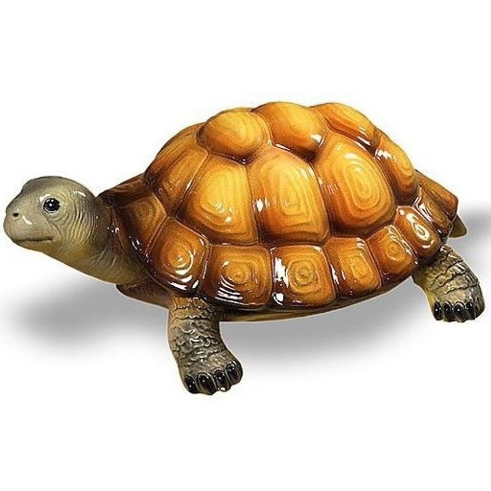Turtle Ceramic Sculpture | Intrada Italy | INTANI1225