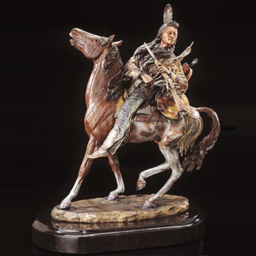 Native American Sculpture Visionary | Starlite Originals | SO3283