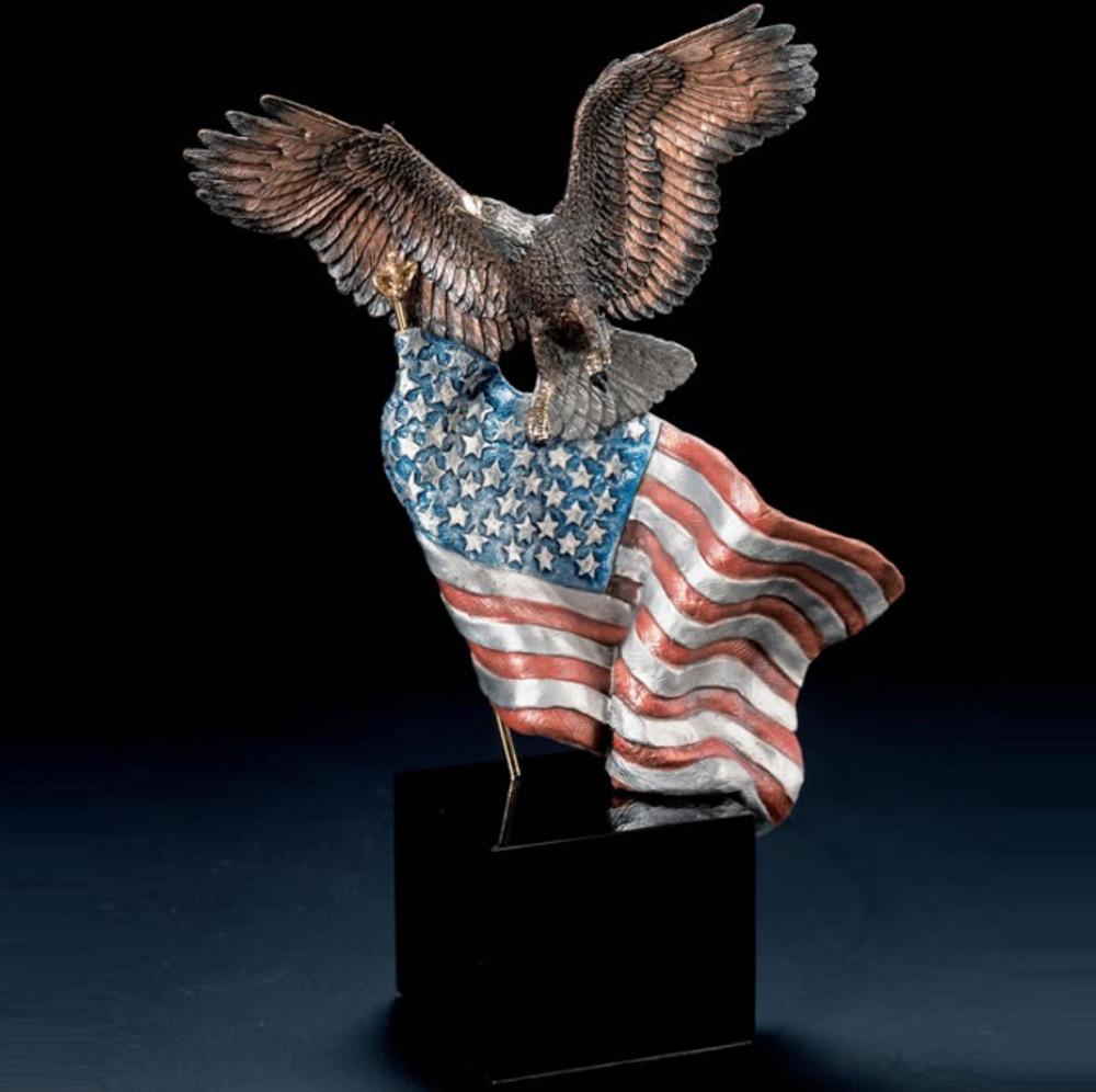 "Eagle Sculpture ""Reaching Higher""   Starlite Originals   SO8003"