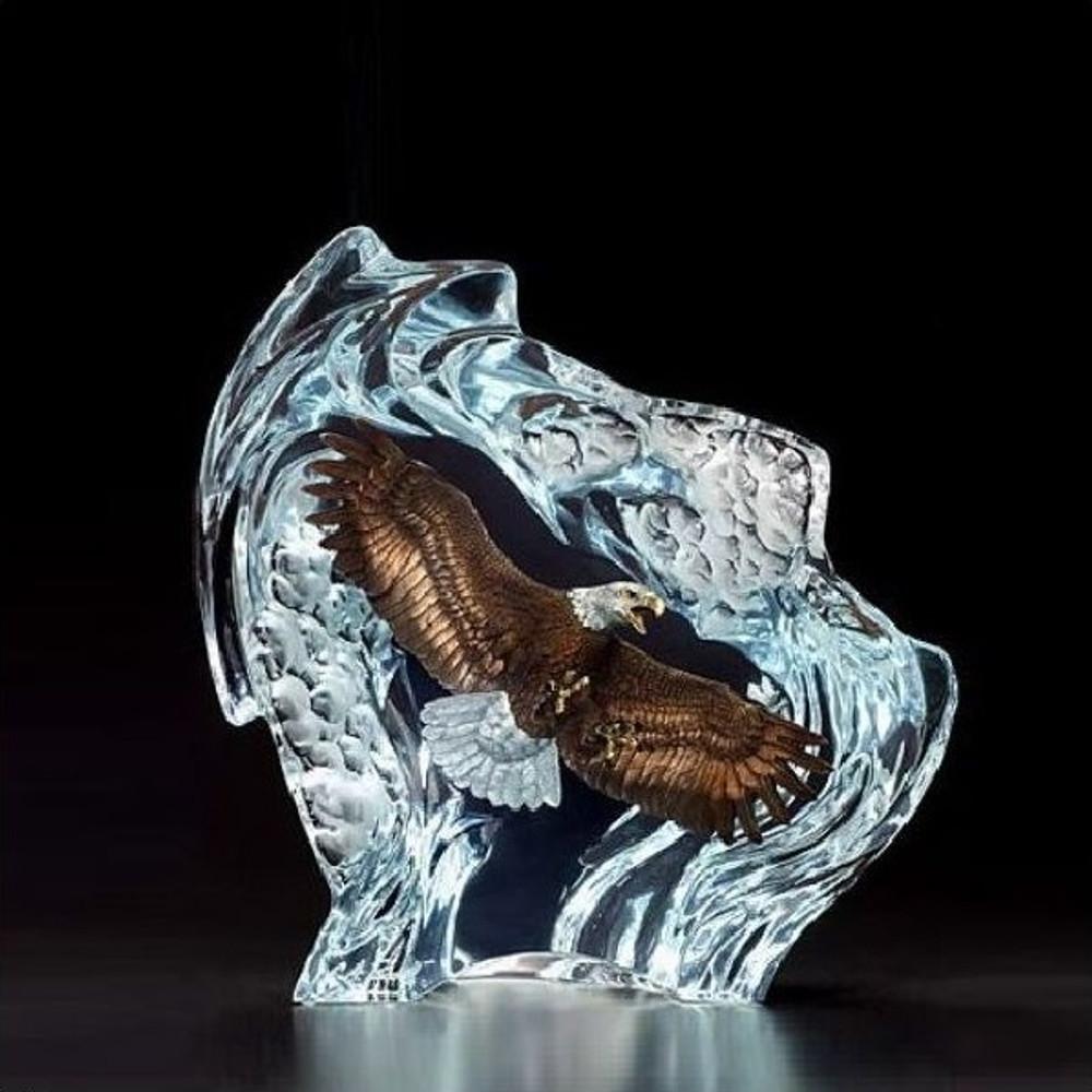 "Eagle Sculpture ""Strength and Honor""   Starlite Originals   SO8393"