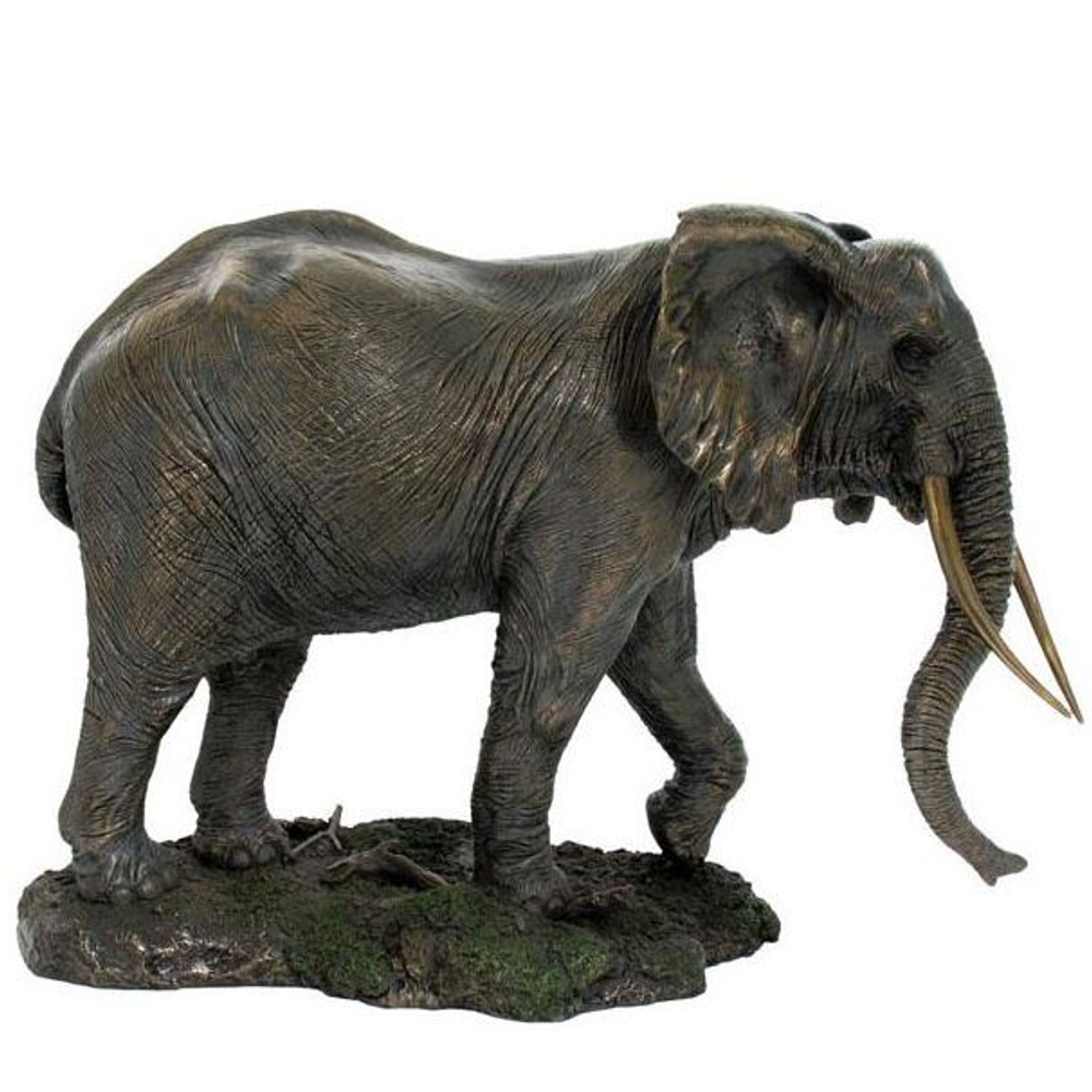 Elephant Trunk Down Sculpture | Unicorn Studios | wu74733a4