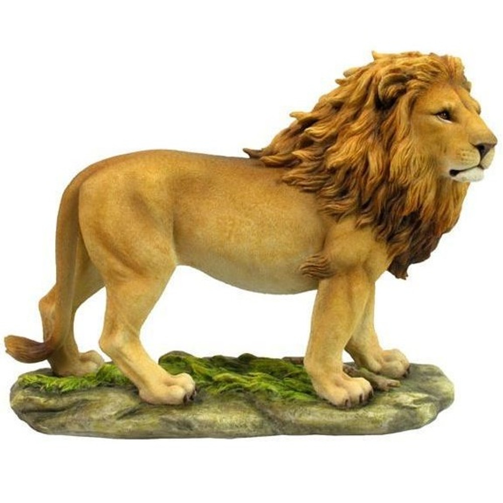 Lion Sculpture 2 | Unicorn Studios | wu74800aa